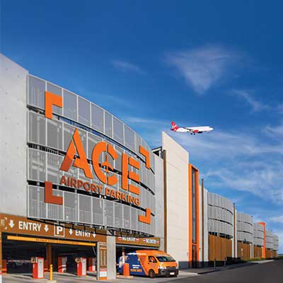 Ace Airport Parking Discount Code - 1 day FREE